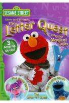 Sesame Street: Elmo and Friends - The Letter Quest and Other Magical Tales
