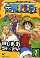 One Piece - Vol. 2: The Circus Comes To Town