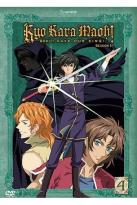 Kyo Kara Maoh! - God (?) Save Our King! - Season 2: Volume 4