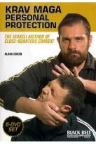 Krav Maga Personal Protection: The Israeli Method Of Close-Quarters Fighting