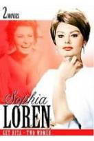 Stars You Love - Sophia Loren: Get Rita/Two Women