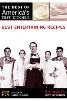 America's Test Kitchen: Best of America's Test Kitchen - Best Entertaining Recipes