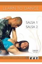 Learn to Dance - Salsa