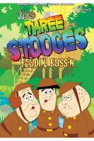 Three Stooges: Feudin', Fuss'n