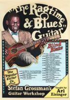 Ari Eisinger: The Ragtime & Blues Guitar of Blind Blake