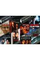 George Clooney Collection: 4 Film Favorites/Michael Douglas Collection: 4 Film Favorites