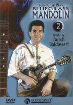 You Can Play Bluegrass Mandolin 2