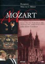 Mozart: Requiem & C Minor Mass