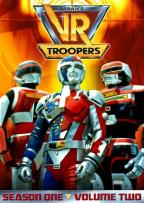 VR Troopers: Season One, Vol. 2