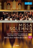 Royal Concertgebouw Orchestra Amsterdam/Nikolaus Harnoncourt: Beethoven - Missa Solemnis