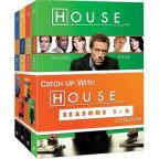 House - Seasons 1-4 Collection