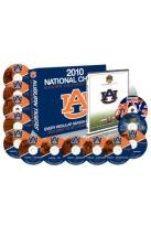 Auburn Tigers: The 2010 Perfect Season DVD Collection
