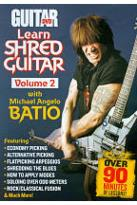 Guitar World: Learn Shred Guitar, Vol. 2