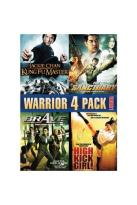Warrior 4 Pack V.1