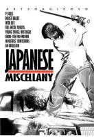 Japanese Miscellany