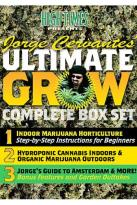 High Times Presents - Jorge Cervantes Ultimate Grow Complete Box Set