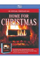 Virtual Fireplace: Home for Christmas
