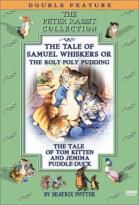 Peter Rabbit Collection - The Tale of Samuel Whiskers or The Roly-Poly Pudding/The Tale of Tom Kitten and Jemima Puddle-Duck