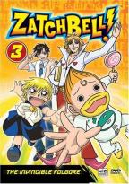 Zatch Bell! - Vol. 3: The Invincible Folgore