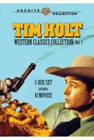 Tim Holt Western Classics Collection, Vol. 1