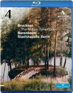 Barenboim/Staatskapelle Berlin: Bruckner - The Mature Symphonies, No. 4