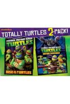 Teenage Mutant Ninja Turtles: Rise of the Turtles/Enter Shredder