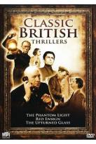 Classic British Thrillers - Phantom Light/Red Ensign/Upturned Glass
