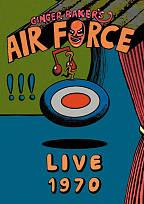 Ginger Baker's Airforce: Live 1970