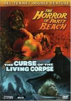 Del Tenney Double Feature: Horror at Party Beach/Curse of the Living Corpse