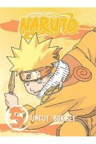 Naruto Uncut - Box Set Vol. 5