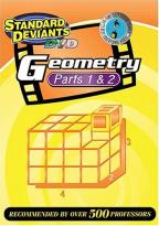 Standard Deviants - Geometry Parts 1 & 2