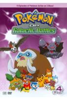 Pokemon: Diamond and Pearl Galactic Battles, Vols. 7-8