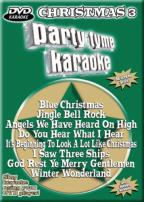 Party Tyme Karaoke - Christmas Vol. 3