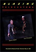 Tom Principato and Danny Gatton - Blazing Telecasters