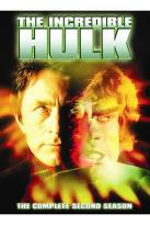 Incredible Hulk - The Complete Second Season
