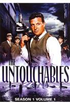 Untouchables - Season 1: Volume 1