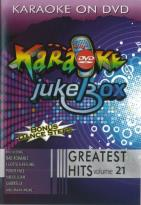 Karaoke Jukebox: Greatest Hits, Vol. 21