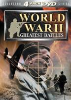 World War II's Great Battles 4-Pack