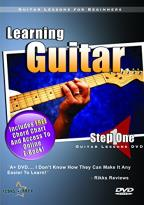 Learning Guitar Step One