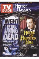 TV Guide Presents - Horror Classics - Night of the Living Dead/House on Haunted Hill