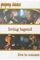 Gregory Isaacs: Living Legend - Live In Concert