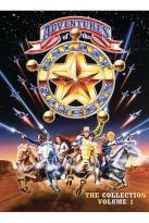 Adventures of the Galaxy Rangers - The Collection Vol. 1