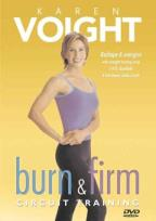 Karen Voight: Burn & Firm Circuit Training