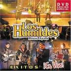 Humildes Hermanos Ayala - Exitos: En Vivo! CD/DVD