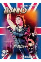 Dianno - Live in London