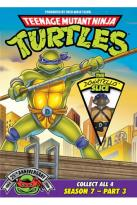 Teenage Mutant Ninja Turtles Season 7 - Part 3: The Donatello Slice