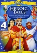 Enchanted Tales: Heroic Tales - Camelot/Tale of Egypt/Hercules/Gulliver's Travels