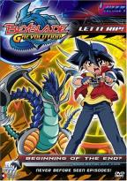 Beyblade: G Revolution - Vol. 1: Beginning of the End?