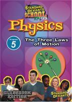Standard Deviants - Physics Module 5: The Three Laws of Motion