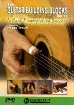 Happy Traum's Guitar Building Blocks: Instant Fingerpicking Success